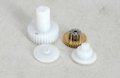 Gear Set - Servo S135/3501/2/9601 - y-as3184