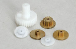 Gear Set - Servo S136G - y-as3185