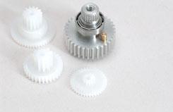 Gear Set - Servo S9251/9256/Bls251 - y-as4090