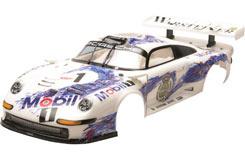 Body (Painted/Decaled) Porsche Gt1 - z-cen98023