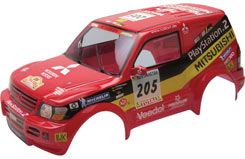 Body (Painted/Decaled) Pajero - z-cenff377