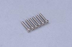 Round Head Screw 2X10Mm (Pk6) - z-ceng36181
