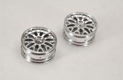 Wheel-10 Y-Spoke/Chrome/1:10 (Pk2) - z-ceng84256