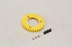 Spur Gear - 38T/Yellow - z-ceng84302-03
