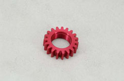 Pinion Gear (19T/Red) - 2 Speed - z-ceng84302-35
