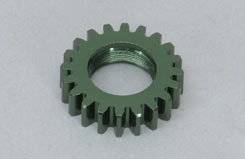 Pinion Gear-20T/Green (M12) - z-ceng84303-10
