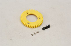 Spur Gear - 38T/Yellow - Ct5/Ctr5.0 - z-ceng84313-03
