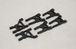 Suspension Arm Set - Gx1 Ep&Gp/Tr4 - z-cengx03