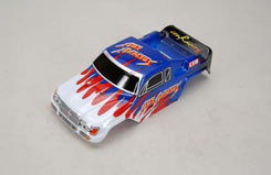 Body Shell (Red) - Mini Madness - z-cenmd025r