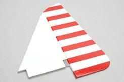 WOT 4 Mk2 Fin/Rudder (Red) - z-cf002-5