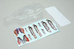 DHK Clear Body (Wolf BL) PVC - z-dhk8131-011c