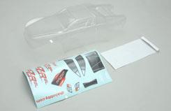 DHK Raz-R Clear Body (PVC) - z-dhk8132-002c