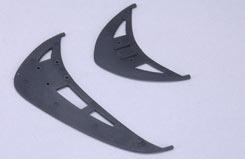 Tail Fin Set - Cypher - z-ef-cy0370