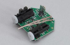 Receiver/Servo Set - Mini-Stinger - z-ef5663