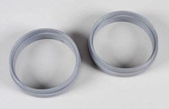 Wheel Extension Silver (Pk2) - z-fg03106