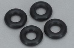 O-Rings Servo Saver 6X4 (Pk4) - z-fg04493-6