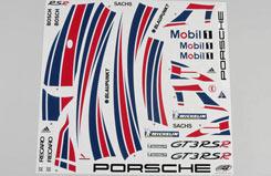 Team Decals Porsche Gt3 Rsr, Set - z-fg05175