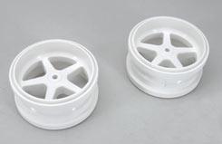 Wheel 1:6 White (Pk2) - z-fg06105