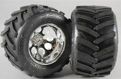 Monster Truck Wheels M14Mm - z-fg06228-07