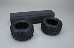 Monster Truck Tyres Medium/ Ins (2) - z-fg06228-1