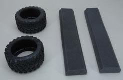 Stadium Truck Tyres M Inserts (Pk2) - z-fg06230-1