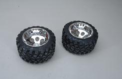 Wheel/Tyre Stadium Trk M (Gluedpk2) - z-fg06230-6