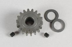 Steel Gearwheel 18 Teeth 2-Speed - z-fg06432-1