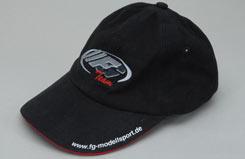 Fg Team Cap Black - z-fg06629