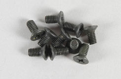 Countersunk Screw 4X6Mm (Pk10) - z-fg06718-6