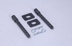 Body Mount Adjustable 80Mm (Pk2) - z-fg07154-1