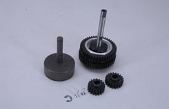 2-Speed Gear Box 1:6/Beet/Mard/Trk - z-fg07451