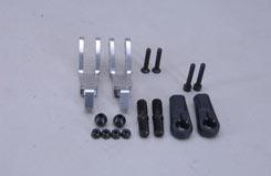 Rr Alloy Upright Extension Set (2) - z-fg07478