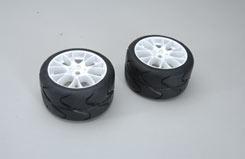Rear Tyres S3-C/Medium Glued (Pk2) - z-fg08423-2