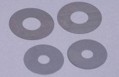 Distance Disks - Alloy Diff (Pk4) - z-fg08495