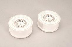 Front Wheel For F1 White (Pk2) - z-fg10106