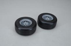 F1 Front Tyres B Glued (Pk2) - z-fg10581-5