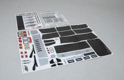 Model Decal Set For Hummer H2 - z-fg30155