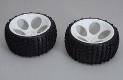Baja Tires S Wide Glued, 2Pcs. - z-fg60209-05