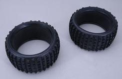 Baja Tyres M Wide W/Inserts (Pk2) - z-fg60210