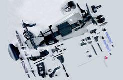 FG Modellsport Conversion Kit Monst - z-fg68500