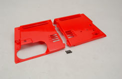 Lm Side Cover Set - Red - z-h0402-348