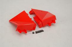 Lm Rear Frame Set - Red - z-h0402-349