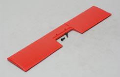 Lm Horizontal Stabilizer - Red - z-h0402-351