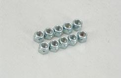 Nylon Nut - M4 - z-h2505-007