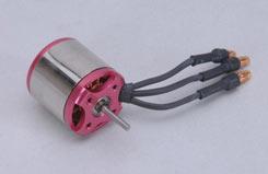 Motor 3400Kv (14.8V) - Squall! Hp - z-ph019-08