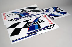 Decal Set - Discovery - z-stm11p