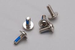 XTM Washer HD Screw 4x10mm(w/T.Lock - z-xtm148554