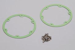 Wheel Ring-Alu Green (Pk2) - Rail - z-xtm148712