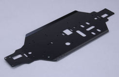 Chassis (3Mm/6061/Black) - Xst - z-xtm148766