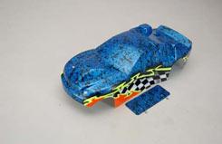 Body Shell (Printed) E.X-Cellerator - z-xtm148832
